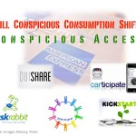Conspicuous consumption/ access