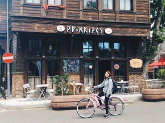 Prinkipos,Büyükada