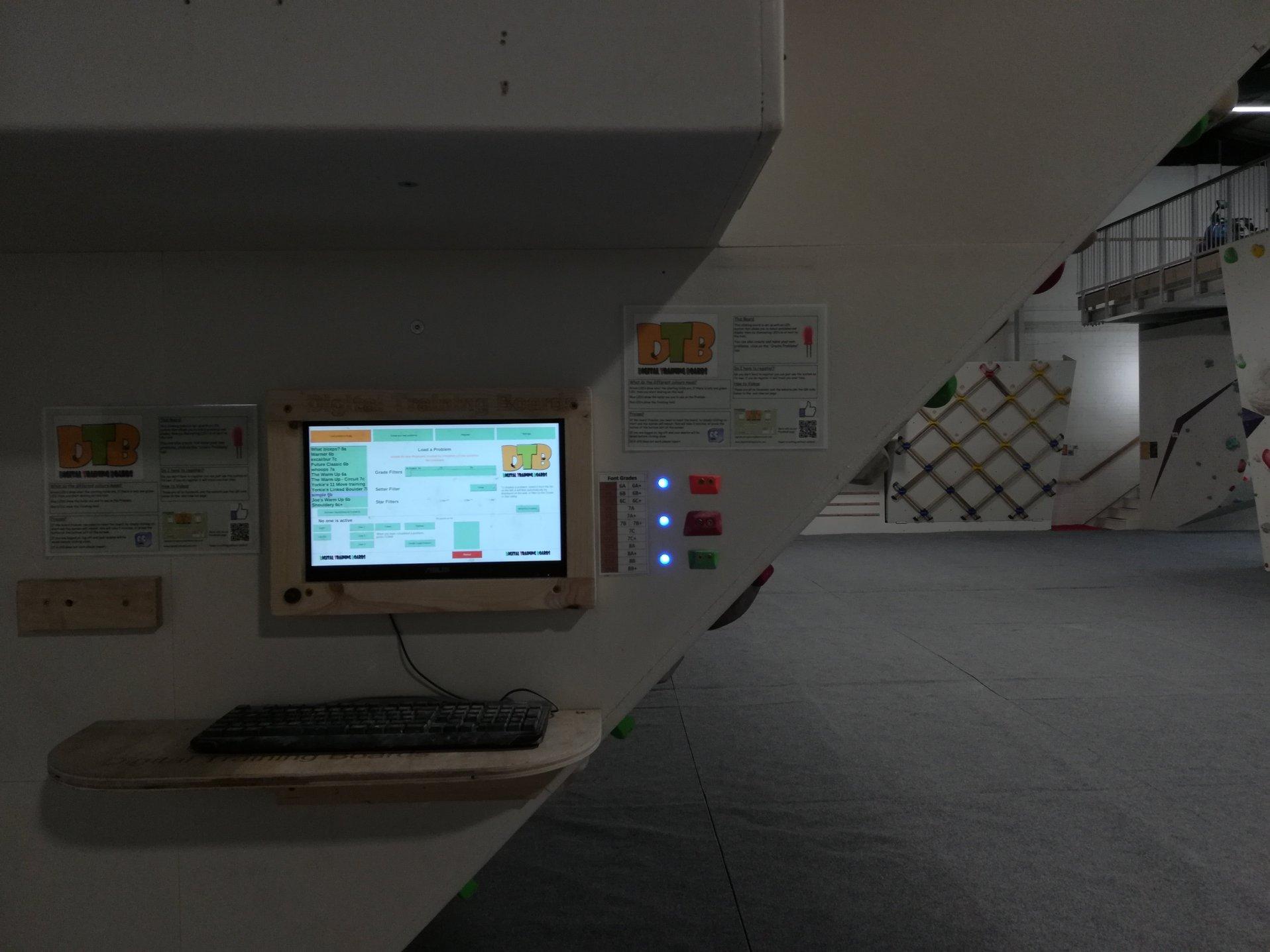 Digital Training Board