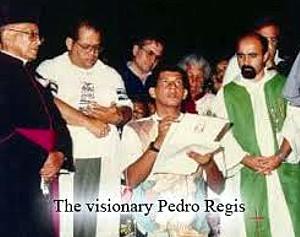 Derniers messages à Pedro Régis – La Voix de Dieu Magazine