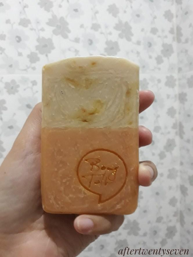 BodyTalk Honey Calendula Soap