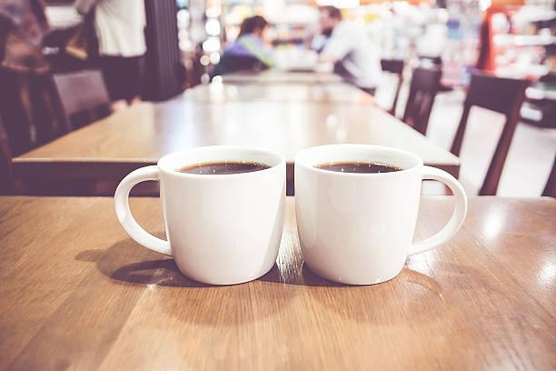 Informal digital coffee breaks