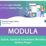 Modula – A Stylish, Handy & Convenient WordPress Gallery Plugin