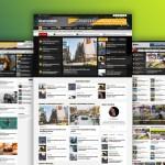 Newsphere – One of The Elegant and Best Free WordPress Magazine Themes