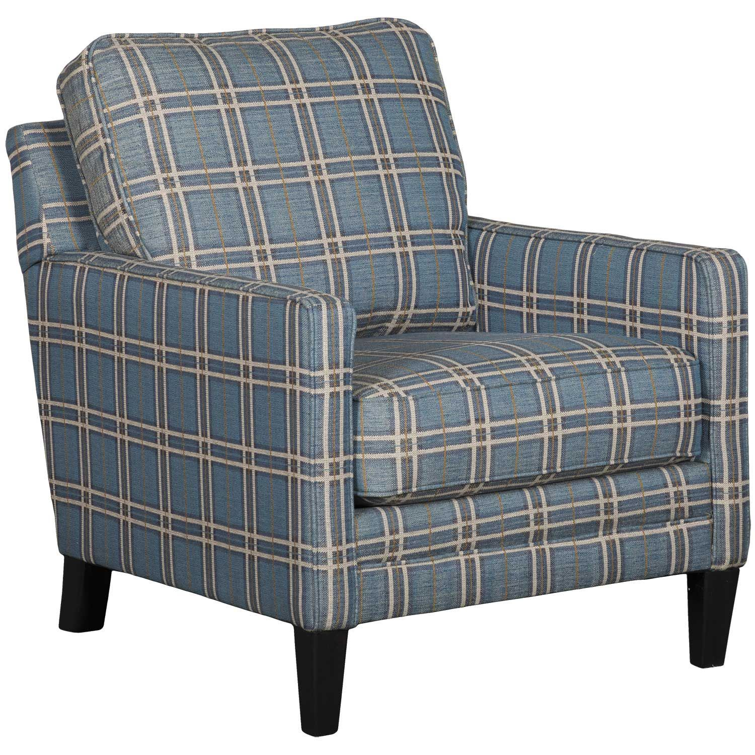 Plaid Chair Traemore Plaid Accent Chair 2740321 Ashley Furniture Afw