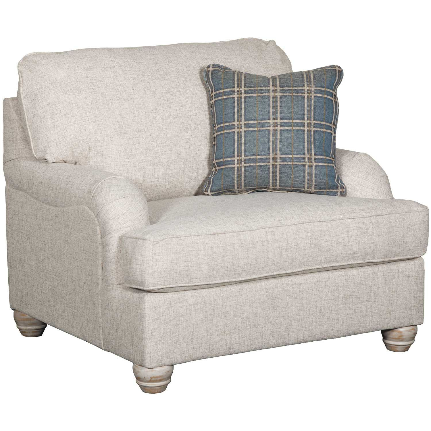 Linen Chair Traemore Linen Chair And A Half 2740323 Ashley