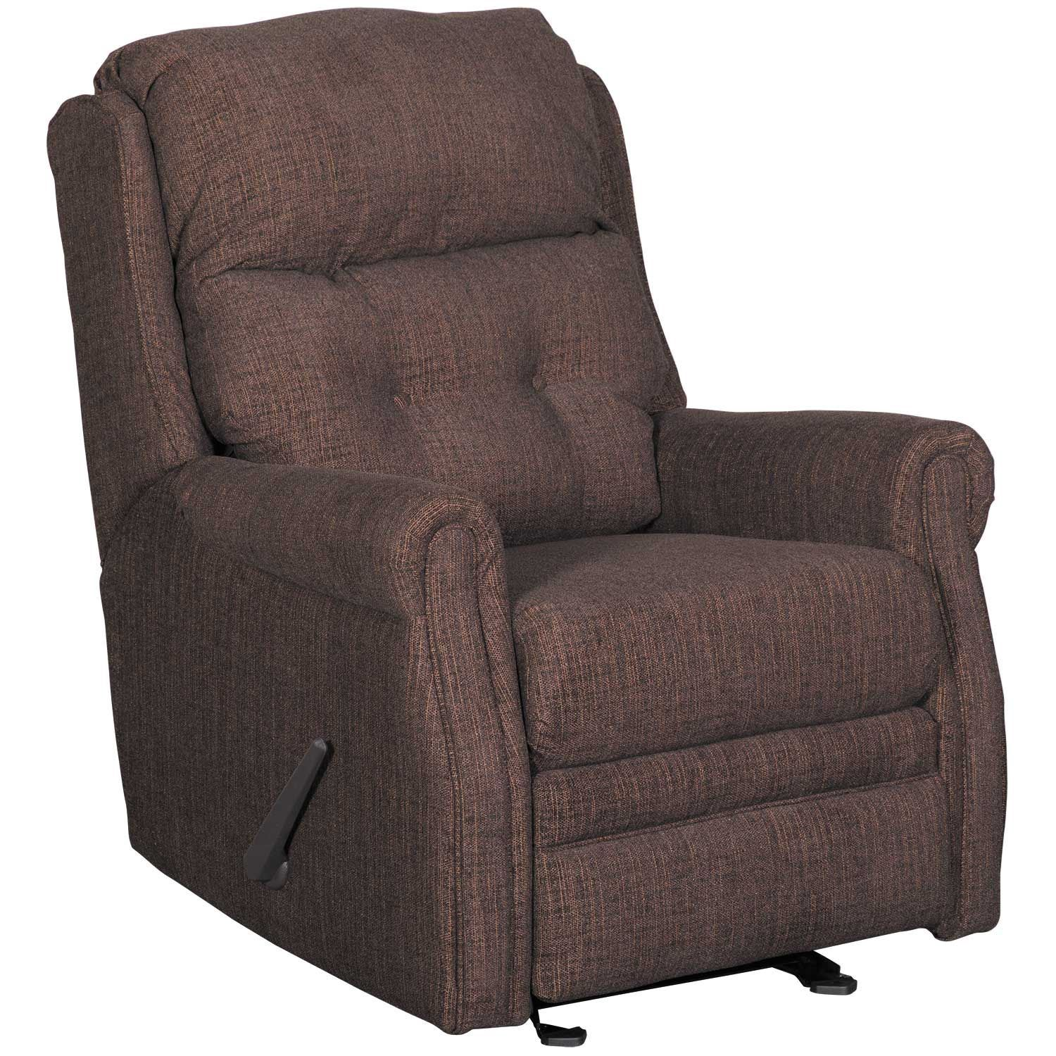 Ashley Furniture Recliner Chairs Penzberg Brown Glider Recliner