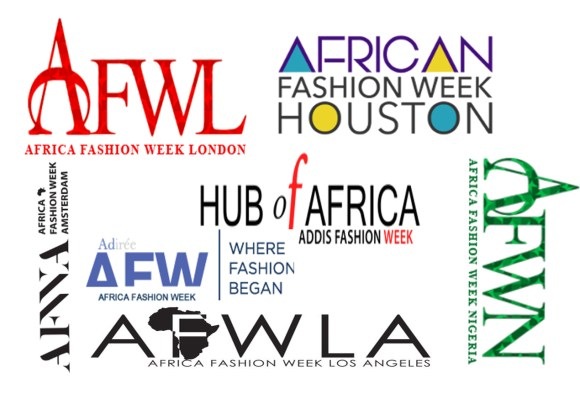 A Review of Seven Major African Fashion Week Events across the Globe