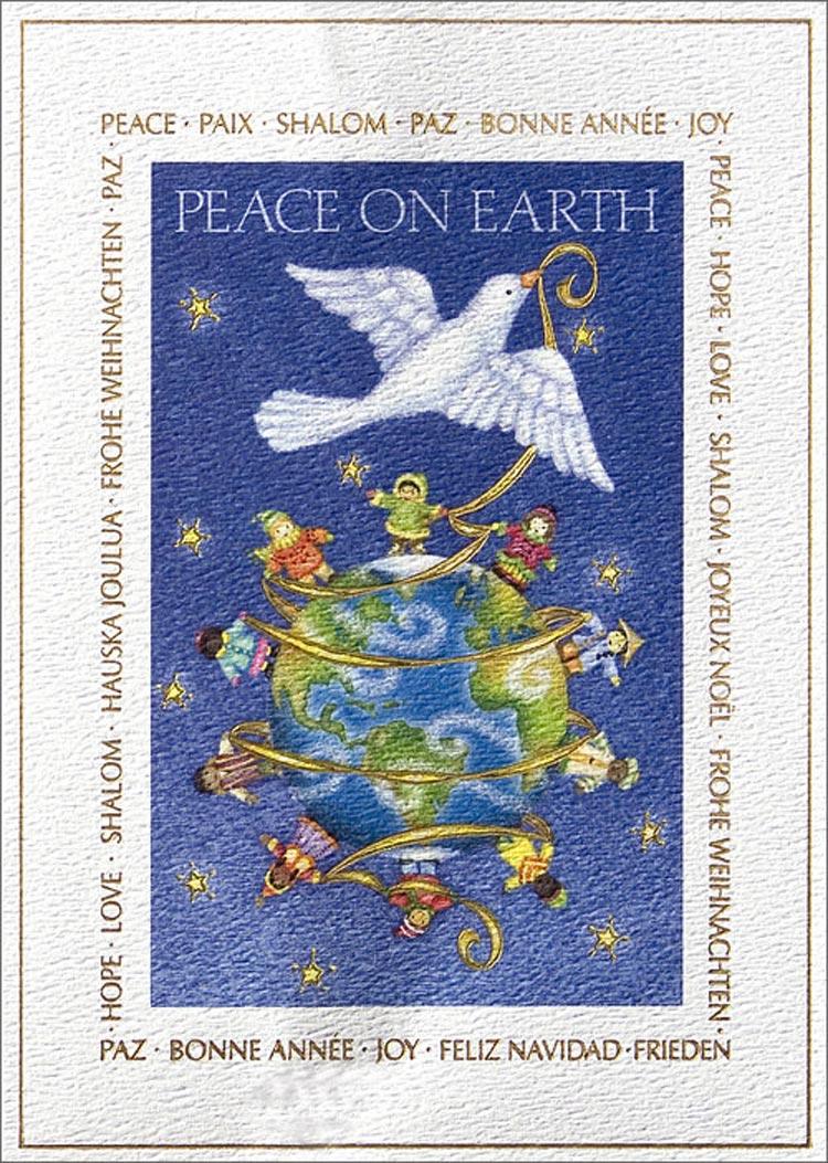 PeaceOnEarthCard