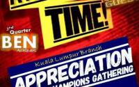 Appreciation Night & Champions Gathering di Ikhlas Point, Bangsar.