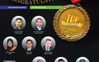Top Achievers INFAQ #TeamTakaful Dan #TeamInvestment Disember 2017, Tahniah!!