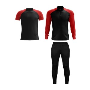 Red and Black Training Pack AFYM-8007