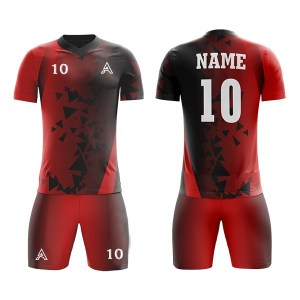 Custom Art Sublimation Soccer Kits AFYM:2002