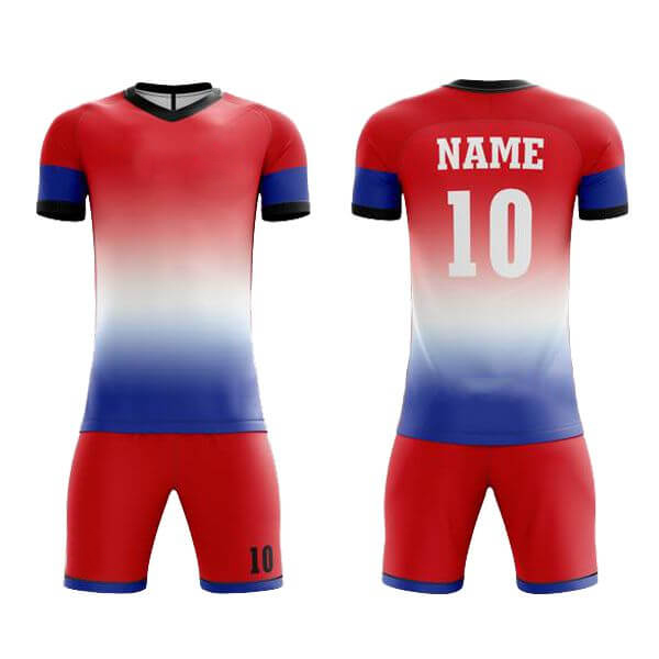 Multi Shaded Sublimation Soccer Kits AFYM:2003