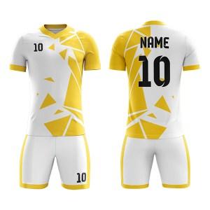 Custom Sublimation Soccer Kits For Club Teams AFYM:2022