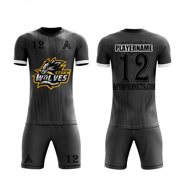 Sublimation Soccer Kits For Club Matches AFYM:2030