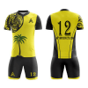 Custom Sublimation Soccer Kits with Front Tree Icon AFYM:2054