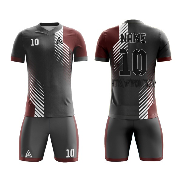Sublimation Soccer Kits For League Matches AFYM:2053