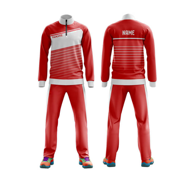 2020 New Season Team Sublimation Tracksuits AFYM:1028