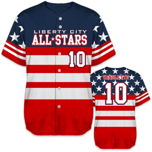 Charged United We Stand BB Jersey AFYM-13003