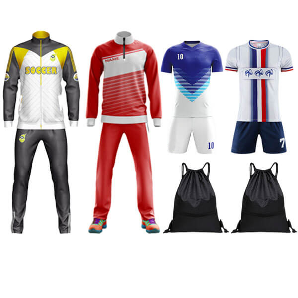 Soccer Kit Package with 3 Pairs AFYM-9010