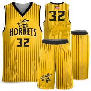 Amped Seismic Basketball Uniform AFYM-17003