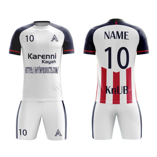 Tournament Sublimation Soccer Kit AFYM:2069
