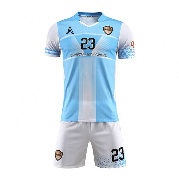 Customize Club Sublimation Soccer Kits For New Season AFYM:2035
