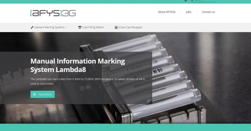 AFYS3G website