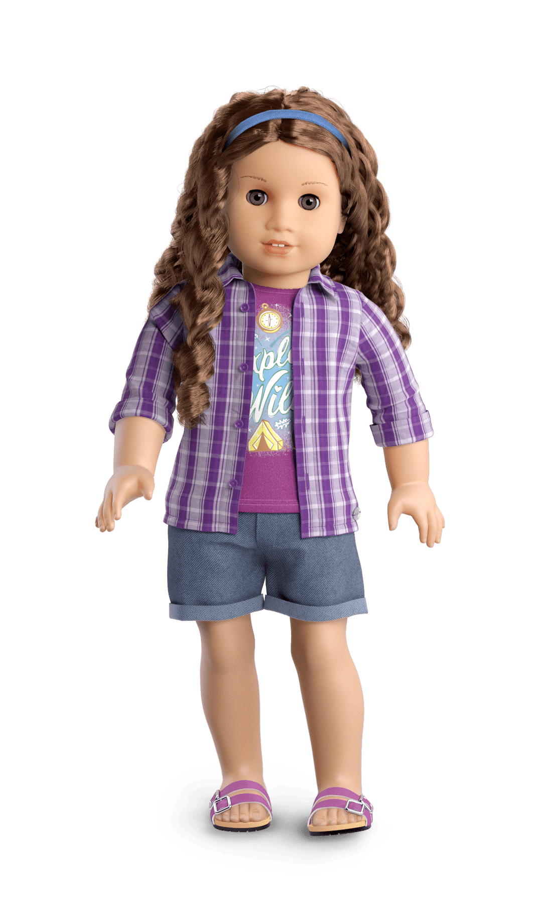Which American Girl Doll Do I Have : which, american, Create, Custom, American, Dolls:, Girl®