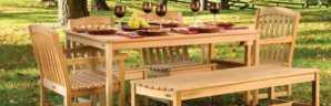 Как выбрать садовые кресла