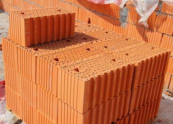 поризованные блоки - кирпич Rauf