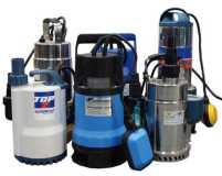 Погружные и поверхностные насосы для перекачки жидкостей