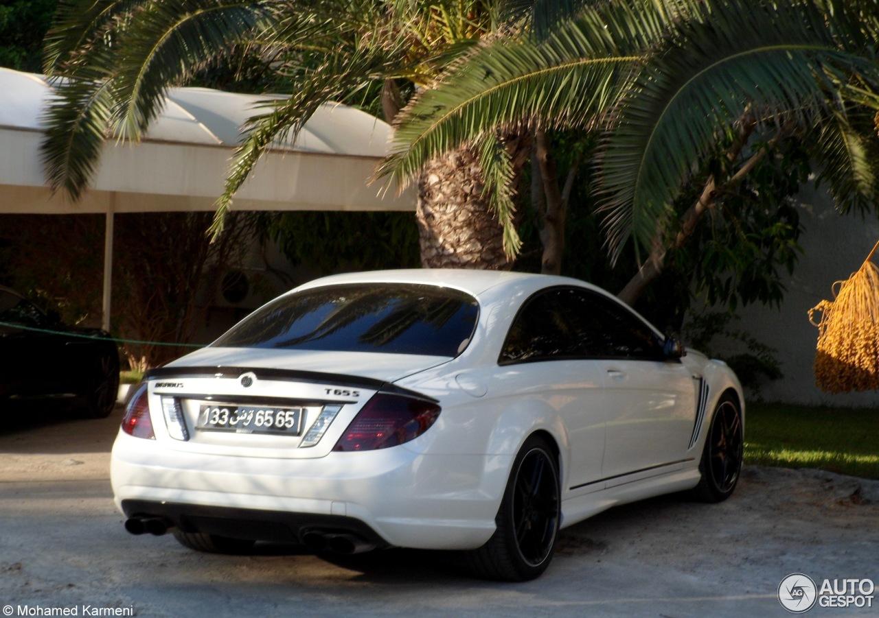 MercedesBenz Brabus CL T65 S  24 december 2012  Autogespot