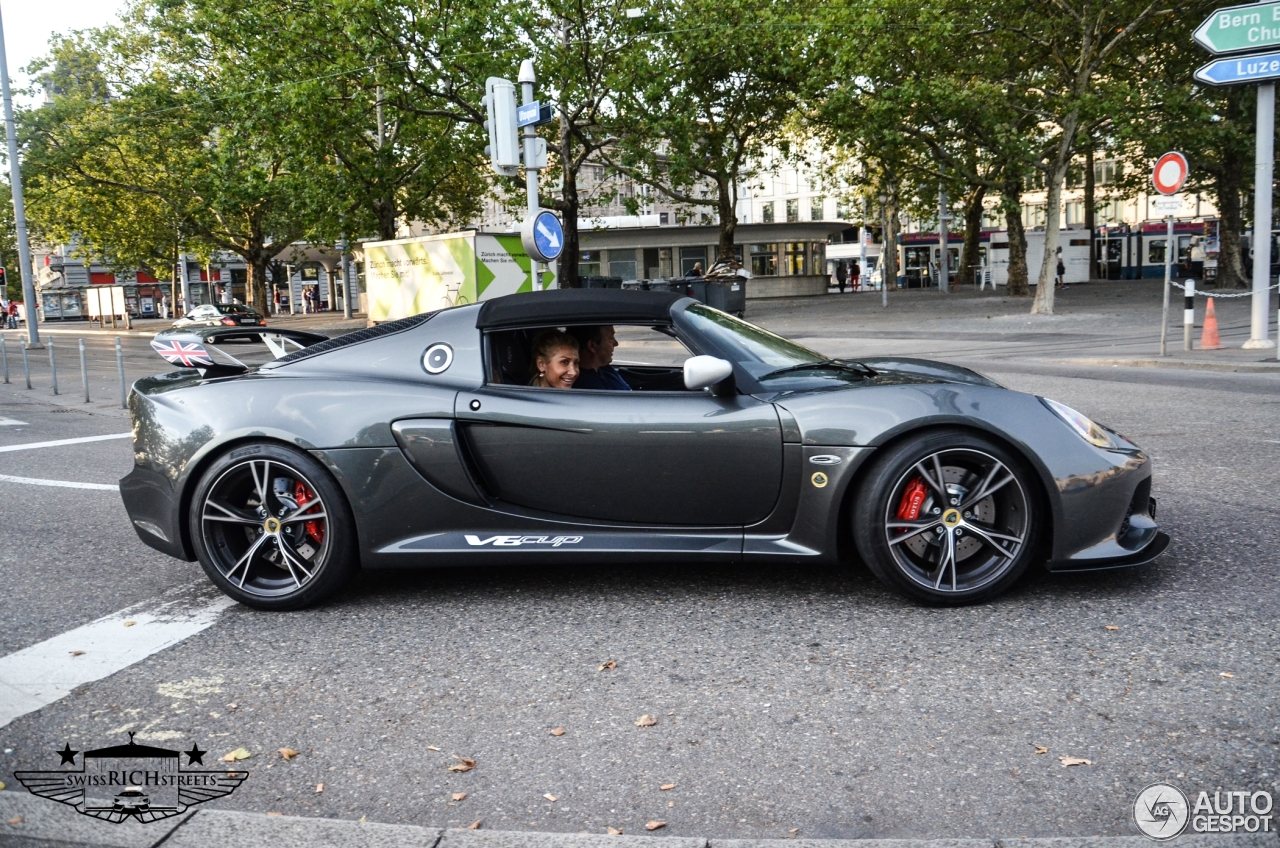 Lotus Exige V6 Cup 3 August 2013 Autogespot
