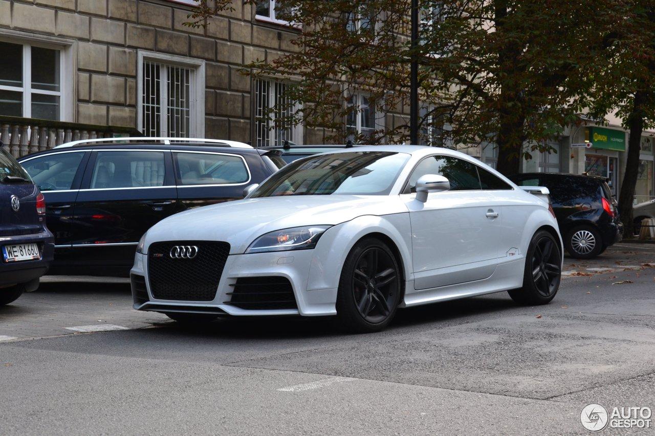 Wallpaper Cars 2014 Audi Tt Rs 5 September 2014 Autogespot