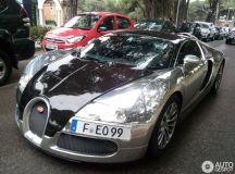 Bugatti Veyron 16.4 Pur Sang - 13 December 2014 - Autogespot