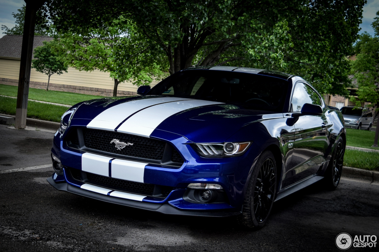 Ford Mustang GT 2015 7 Mai 2015 Autogespot