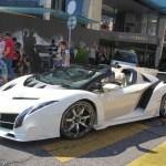 Lamborghini Veneno Lp750 4 Roadster 31 Ooaaa 2015 Autogespot