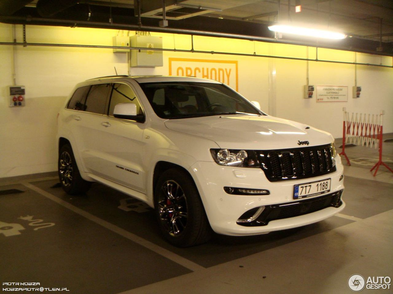 Jeep Grand Cherokee SRT 8 Limited Edition 17 June 2016