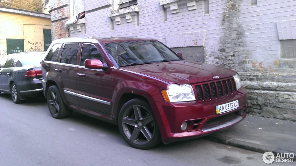 medium resolution of jeep grand cherokee srt 8 2005