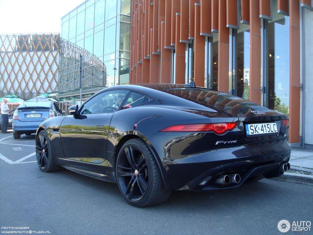 medium resolution of jaguar f type r coup
