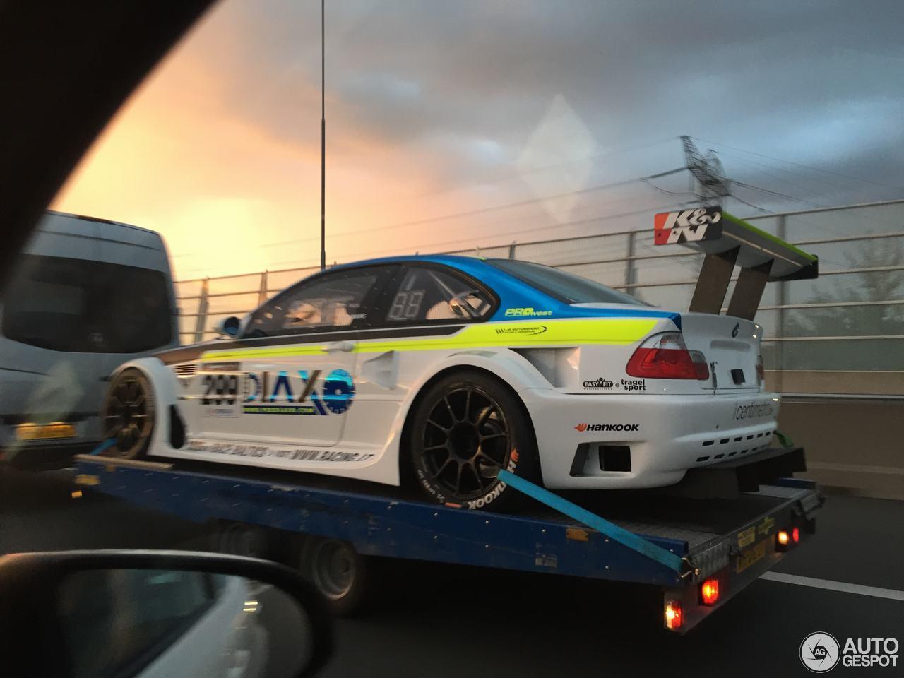 BMW M3 E46 GTR  15 juni 2017  Autogespot