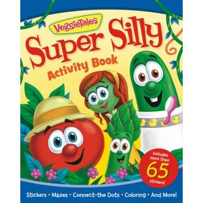 VeggieTales Silly Activity & Sticker Book