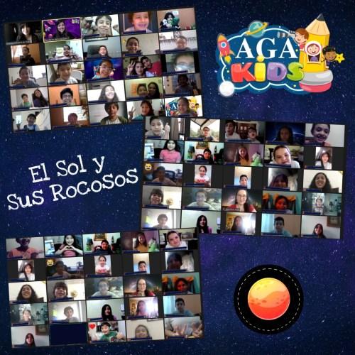 AGA Kids Soy y Planetas Rocosos