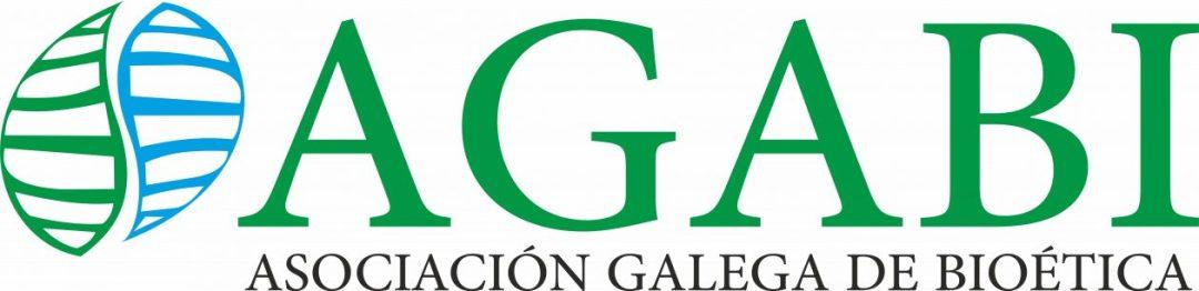 Logotipo de AGABI, Asociación Gallega de Bioética