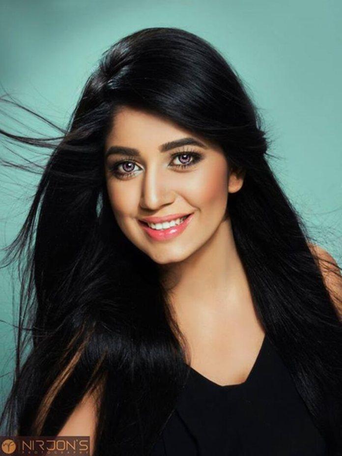 Bangladesh Model & Actress Shahtaj Monira Hashem Bio and Images 9