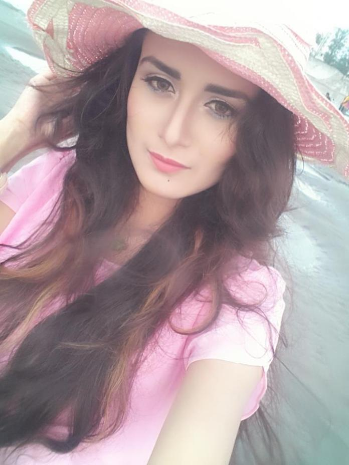 Nadia Nodi Bangladeshi Model & Actress 1