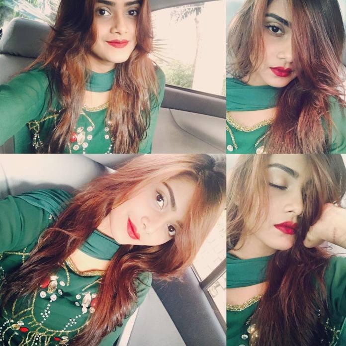 Bangladeshi Hot Model & Actress Tanjin Tisha 1