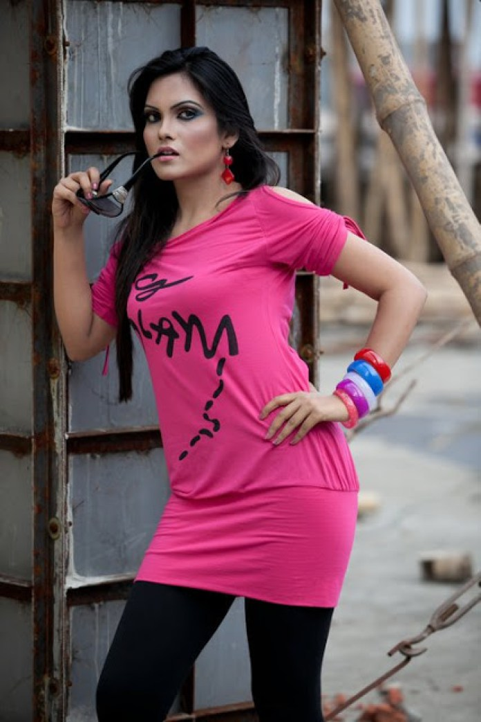 Hasin Roushan Bangladeshi Model's Unseen Photo 11